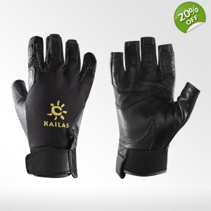 KAILAS Men's Half Finger Roc..