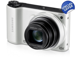 Smart WiFi Superzoom Compact Digital Camera
