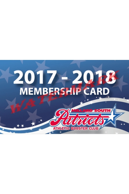 Adult Booster Membership