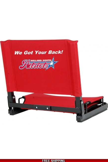 Patriot Stadium Seat