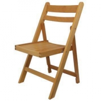 Folding Wooden Chair hire