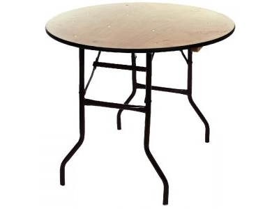 Round Banquet Table hire prices start for £5.00