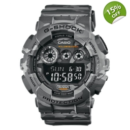 Часовник Casio G-Shock GD-12..