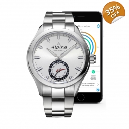 Часовник Alpina Smartwatch