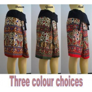 Ethnic Pattern Cotton W..