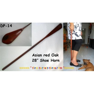 Long Handle Shoe Horn Crafted Premium Asian Hard Wood