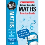 Year 2 Exam Pack [5 Books] KS1 SATs Revision Guides and Practice Tests for English and Maths with Free P&P