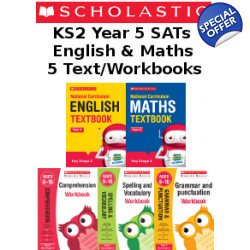 Year 5 Learning Pack [5 Books]  KS2 SATs English..