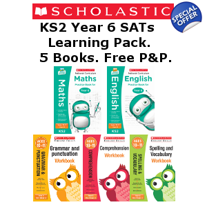 Year 6 Learning Pack [5 Book..