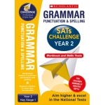 Year 2 Challenge Pack [3 Books] KS1 SATs English and Maths with Free P&P