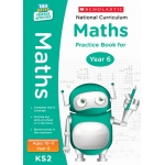 Year 6 Learning Pack [5 Books] KS2 SATs 5 Books for English and Maths with Free P&P