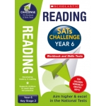 Year 6 Challenge Pack [3 Books] for English, GPS and Maths with Free P&P