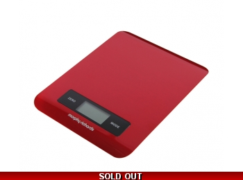 Accents Digital Kitchen Scales