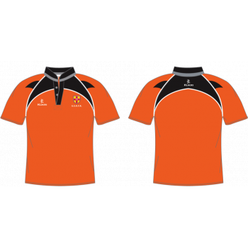 Orange 2017/18 Referee Shirt & Subs
