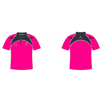 Pink 2017/18 Referee Shirt