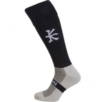 Black Match Socks