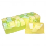 Hand-crafted Soap Slices