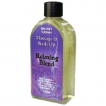 Massage and Bath Oils