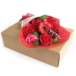 Luxury Soap Flowers in a Gift Box