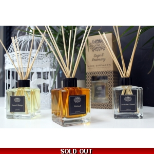 Pure Essential Oils Reed Diffuser