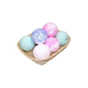 Shea Butter Bath Bombs