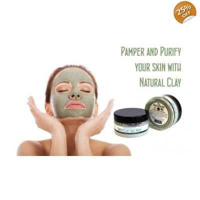 Clay Face Mask Powders
