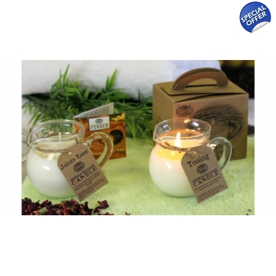 Soybean Massage Candles