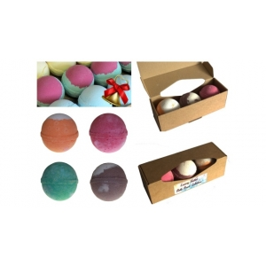 Luxury Christmas Bath Bomb Mix 1