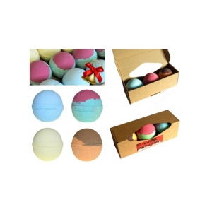 Luxury Christmas Bath Bomb Mix 2