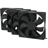Extra case fans