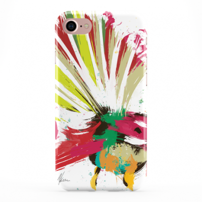 Colourful Fantail Phone Cover iphone & Samsung