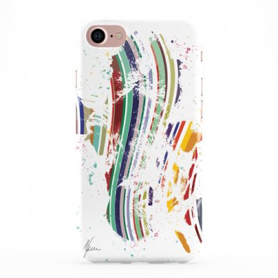 Colourful Giraffe Phone Cover iphone & Samsung