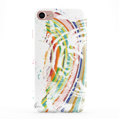 Colourful Tiger Phone Cover iphone & Samsung