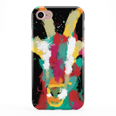 Colourful Goat Phone Cover iphone & Samsung