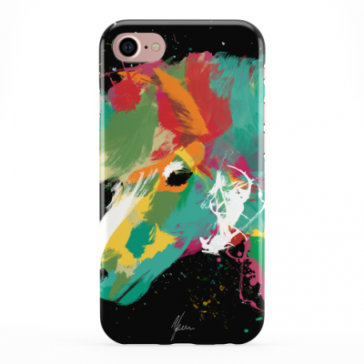 Colourful Pony Phone Cover iphone & Samsung