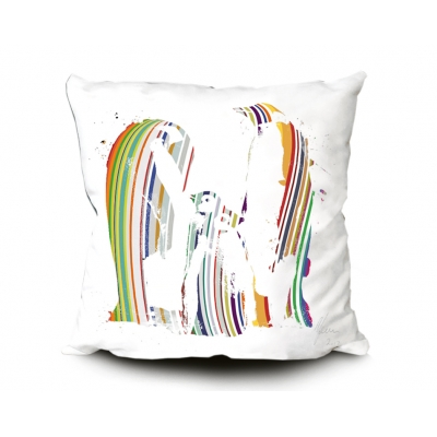 Penguin Cushion- Multi ..