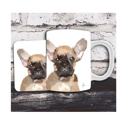 Pet Portrait Add On- Mug & Coaster Set