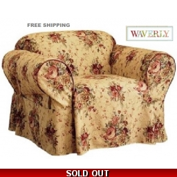 Waverly CHAIR Slipcover..