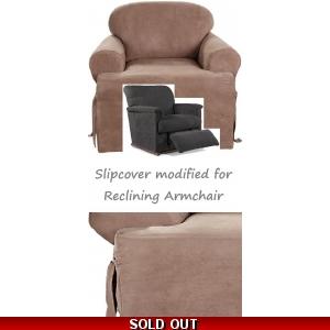 Reclining CHAIR Slipcov..
