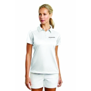 Ladies Dri-FIT Pebble Texture Polo