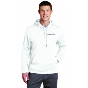 Sport-Wick® Fleece Hooded Pullover