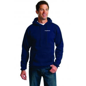 Essential Fleece Pullover Hooded Sweat..