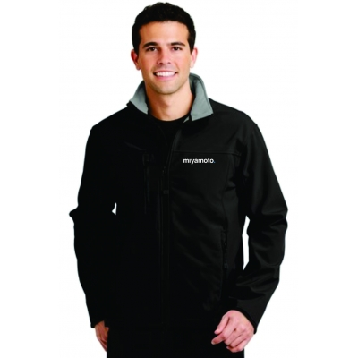 Glacier® Soft Shell Jacket title=