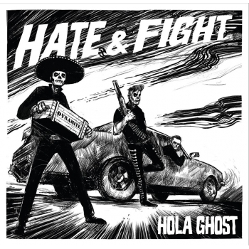 HOLA GHOST Hate & Fight 10