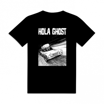 Hola Ghost Ford t-shirt girlie fit style