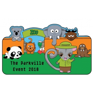 The Parkville Event Limited Edition Geocoin