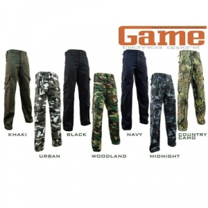 Game Cargo trousers