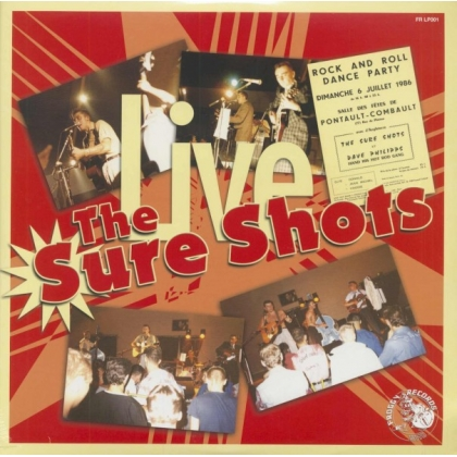 Live In Paris 1986 - The Sure Shots
