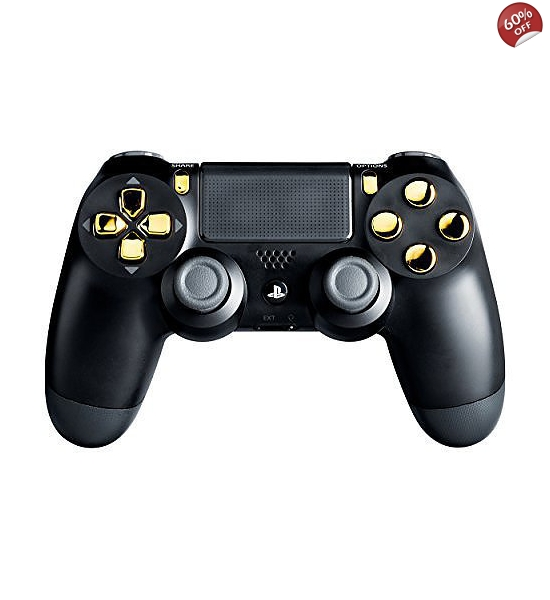 ModsRus 10,000 Marksman Rapid Fire Controllers Playstation 4 Gold Out