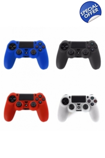 Ps4 Controller Skin & Free Set Of Controller Stick Covers